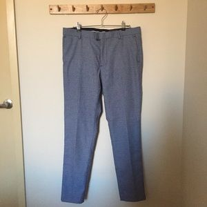 H&M blue pants. Never worn.